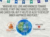 Kindness Ninja #WorldKindnessDay #KindnessNinja