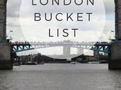 Lifestyle: London Bucket List