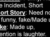 Anecdote Short Story Joke with Examples