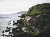 Traveling Europe Tour Irish Coastline