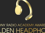 I've Been Nominated Sony Radio Golden Headphones!