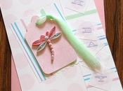 Quilling Tips Make Baby Card