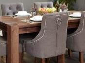 Create Ultimate Entertaining Space with Range Walnut Dining Room Furniture