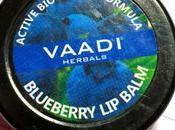 Vaadi Herbals Balm Blueberry Review