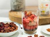 Festive Scandi Skyr Dessert