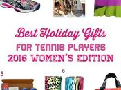 Best Holiday Gifts Tennis Players 2016 Women's Edition