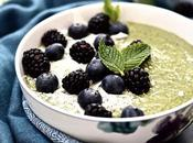 Your Greens Mint Smoothie Bowl (Paleo, Vegan, GAPS, SCD, AIP, Whole Gluten Free)