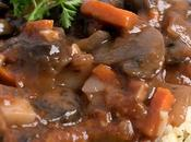 Savory Mushroom Stew
