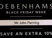 Debenhams' Black Friday Discounts Dodgy Dealings Disasterama