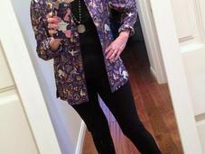 What Wore: Hosting Thanksgiving