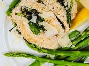 Crusty Baked Italian Hasselback Chicken Breasts with Panko Parmesan Cheese