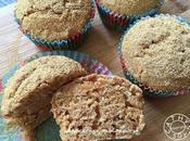 Tofu Kinako Muffins