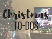 Christmas To-Dos