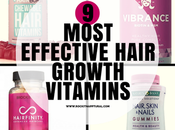 Best Hair Growth Vitamins Natural