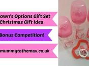 Brown's Options Gift Competition Christmas Idea