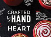 Enjoy 1-for-1 With Launch Starbucks® Teavana™ Ribbon Green Latte