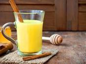 Make Golden Milk, Turmeric Latte