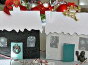 Make Tiny House Paper Ornament