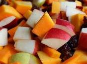 Butternut Squash, Apple Cranberry Bake