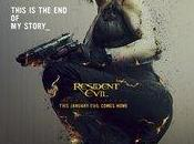 2017 Anticipated Countdown Resident Evil: Final Chapter