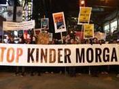 Kinder Morgan Pipeline: Canadians Intensify Huge Opposition Expansion