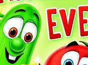 Blog Tour: VeggieTales Best Christmas Gift Ever! Melinda Rumbaugh