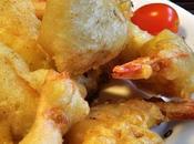 Crispy Prawn Fritters 香脆炸虾