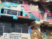 DAILY PHOTO: Road Station Mural, Bangalore