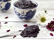 Blueberry Coconut Chia Seed (Paleo, Gluten Free, Sugar Whole Vegan)