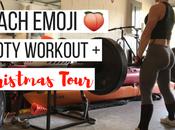 YouTube Video Christmas Tour Workout