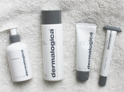 Cleansing with Dermalogica