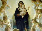 Wednesday December Virgin with Angels