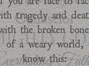 Broken World Meets Advent Season