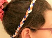 No-Sew Braided Headbands
