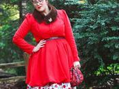 Coat, Cherry Dress, Postpartum Depression