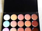 Bornprettystore Colors Concealer Makeup Palette Review