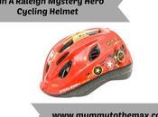 Raleigh Mystery Hero Cycling Helmet