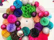 Make Indoor Pompom Wreath