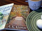 Relax Unwind with Klemm's Lily Hollow Novellas