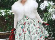 Marabou Bolero, Skating Scene Skirt, Staying Warm Winter