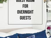 Ways Prepare Your Guest Room Holiday Hosting