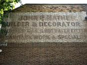 Ghost Signs (125): Alwyne Lane,