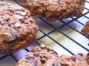 Twelve Days Gluten Free Cookies Oatmeal Chocolate Chip Carrot Cake Breakfast (Day Five)