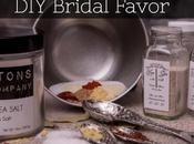 Love Spice Bridal Favor