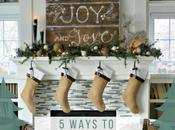 Make Your Entire Home Festive