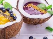 Paleo Coconut Yogurt Smoothie Bowl