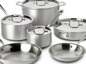 Clad Master Chef 700508 Stainless Steel Cookware Review