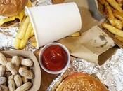 Eating Out|| Burgers Five Guys