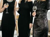 Chic Every Holiday Party Dresses with WHBM