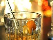Vanilla Fashioned Cocktail